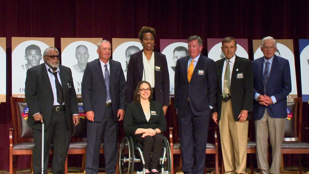 NC Sports Hall of Fame inductees