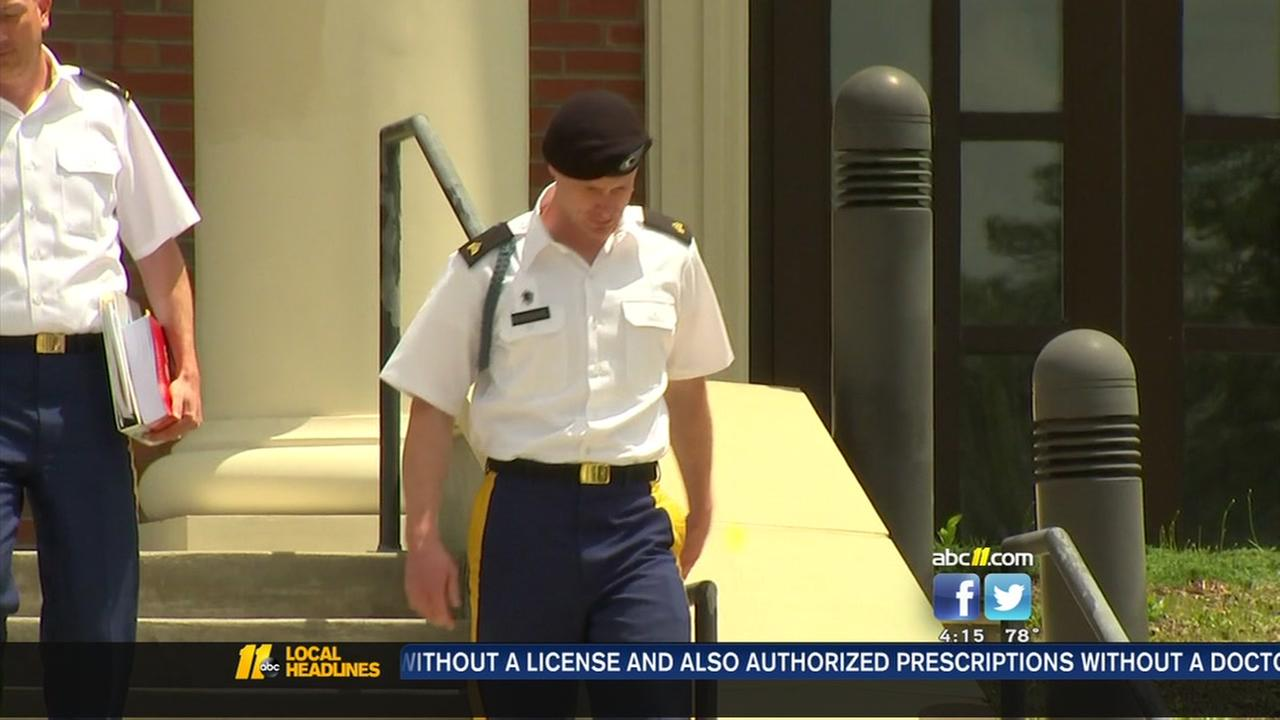 October trial date planned for Bowe Bergdahl