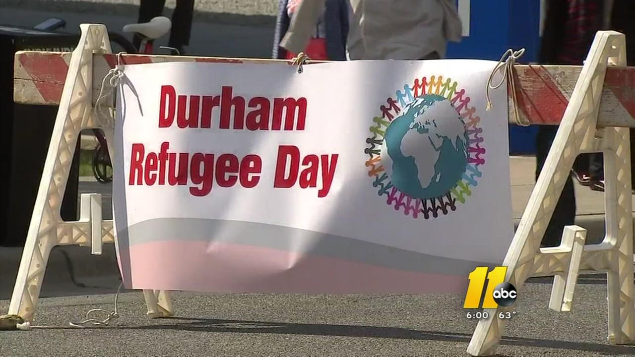 Durham declares May 6th as Refugee Day