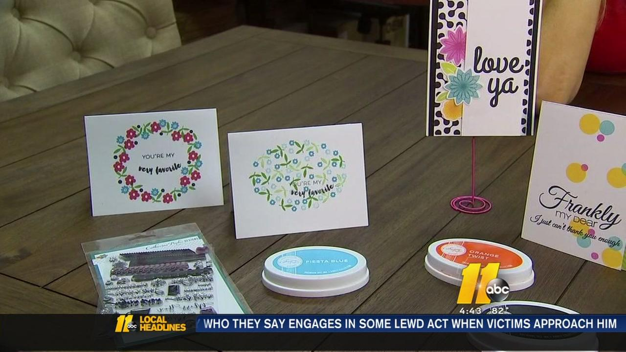 Wake Co. woman builds DIY business
