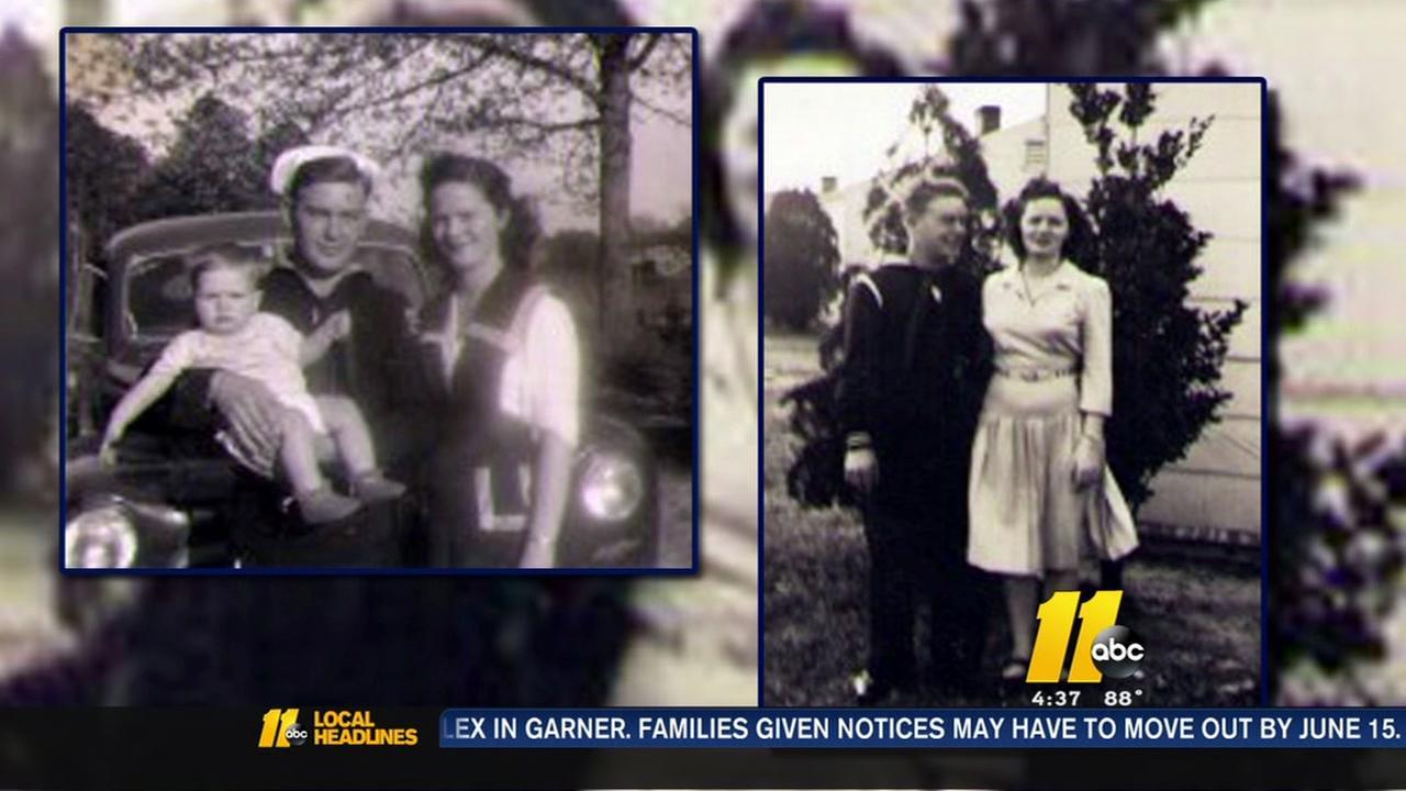 Raleigh couple celebrates 75th anniversary
