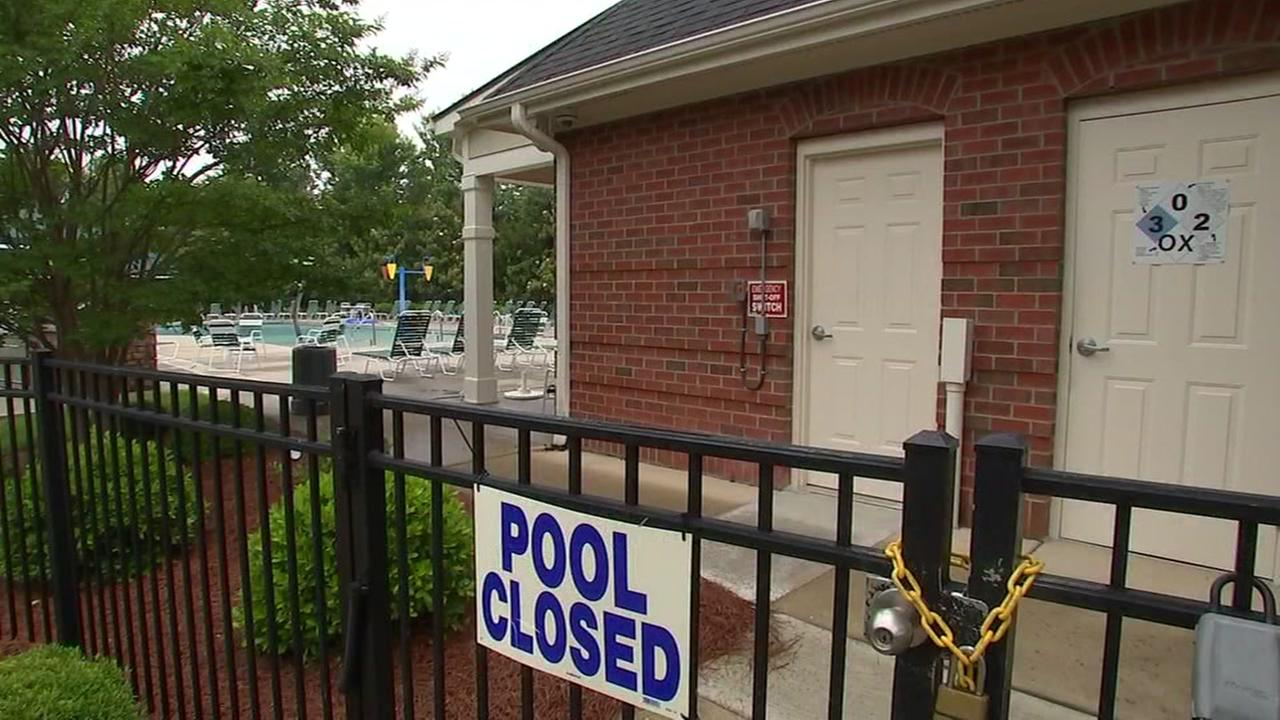 Not all pools may be open by Memorial Day weekend
