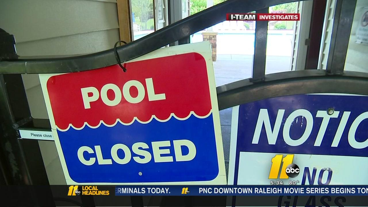 Heres why your swimming pool is closed