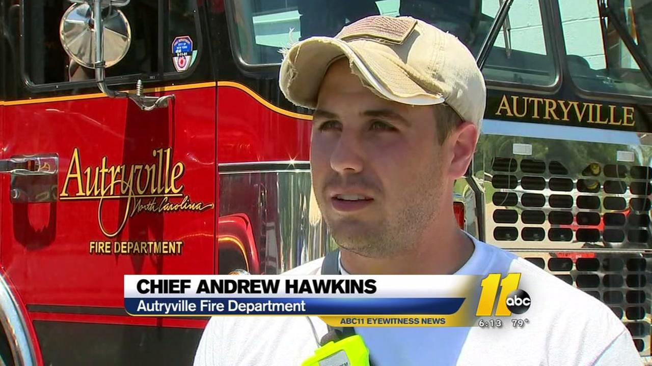 Autryville gets help as it looks to rebuild fire department