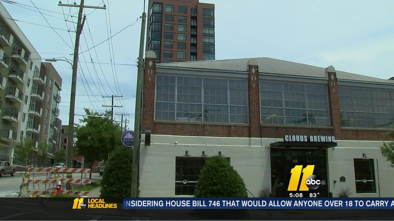 Raleigh downtown fire rebuilding continues