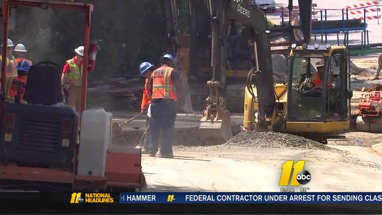 City officials extend Millbrook Road repairs 5 days