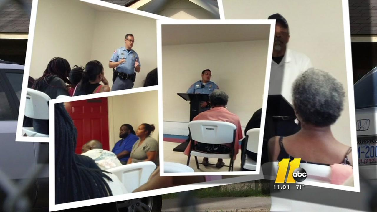 Residents voice opinions over apartment curfew