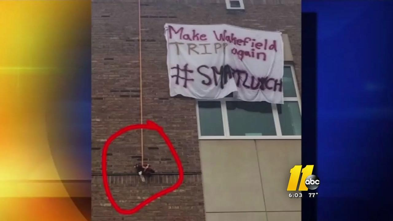 Wakefield students charged in noose prank speak to ABC11