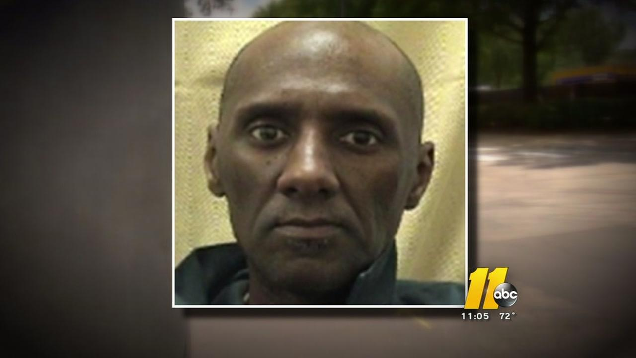 Raleigh police ID subject of manhunt