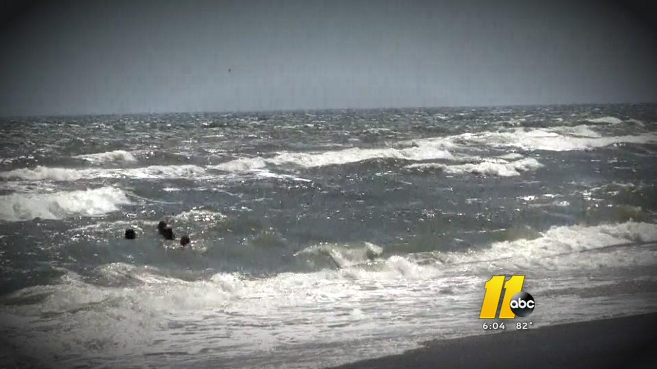 Man Dies Trying To Save Teens From Atlantic Beach Rip Current