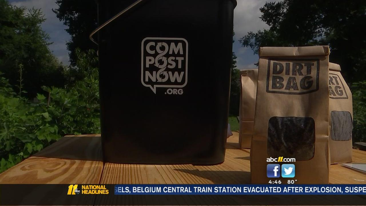 Companies join forces to increase composting throughout Triangle