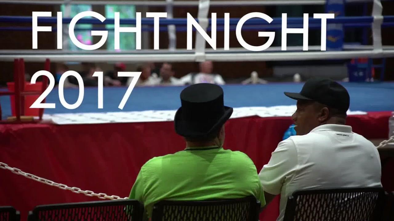 Durham fight nights