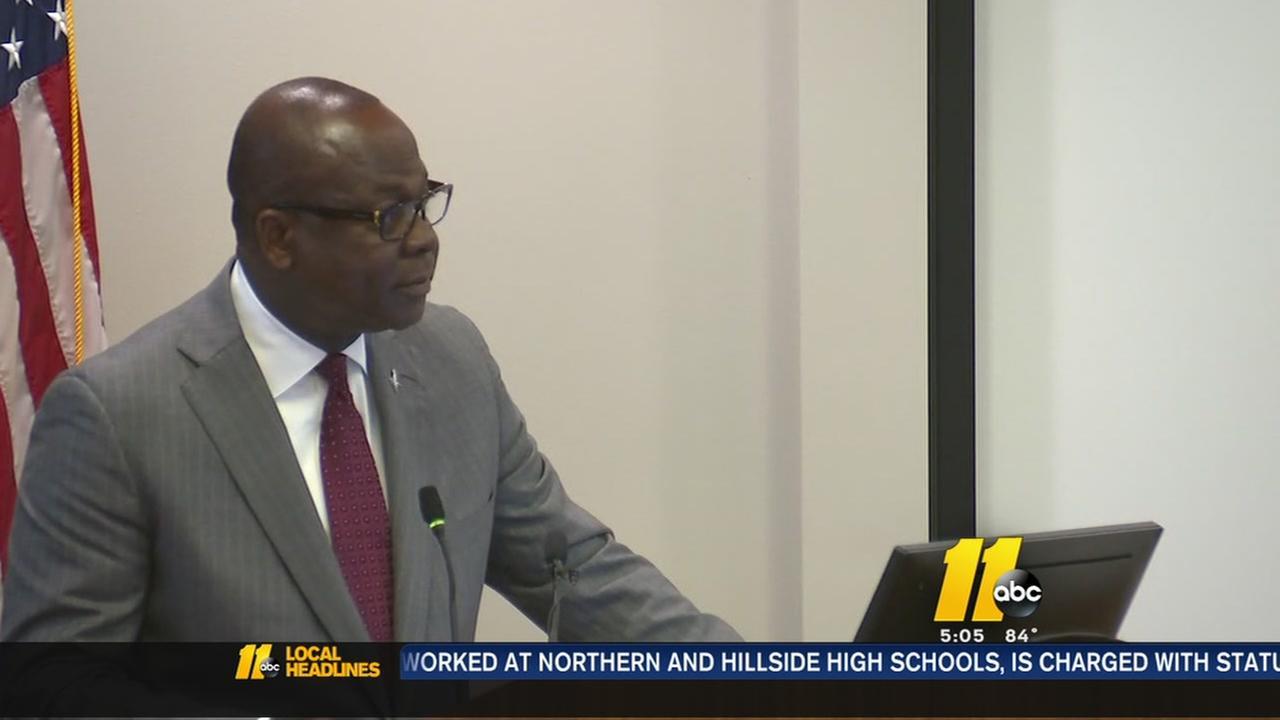 Dr. Johnson Akinleye named new NCCU chancellor