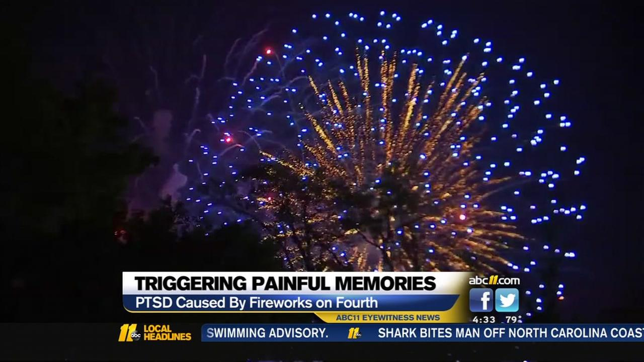 Planning 4th of July fireworks? Be courteous to veterans