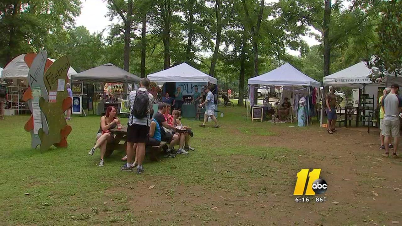 Festival for the Eno makes its way to Durham