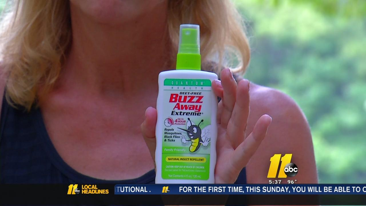 At least 17 people have been diagnosed with Lyme disease in Wake and Durham counties this year.