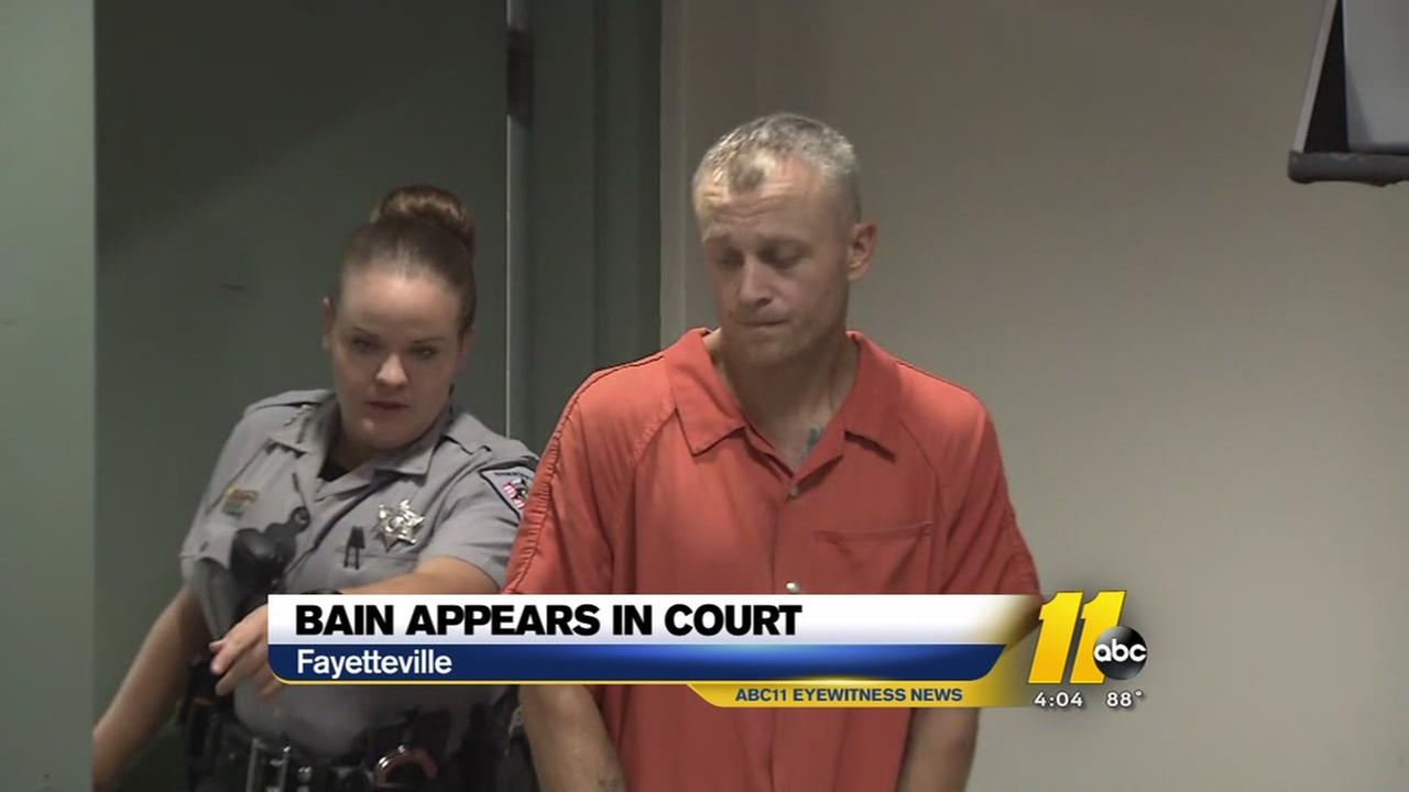 David Bain appears in court
