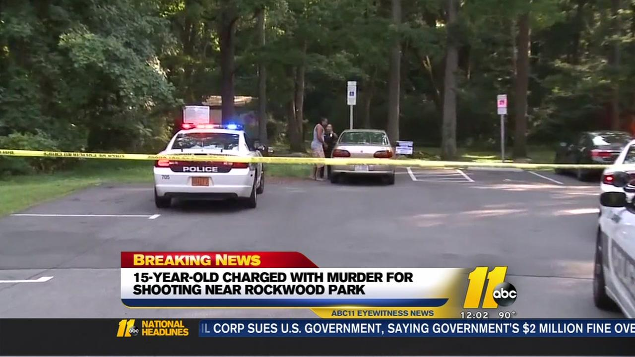 15-year-old charged with murder in Durham shooting