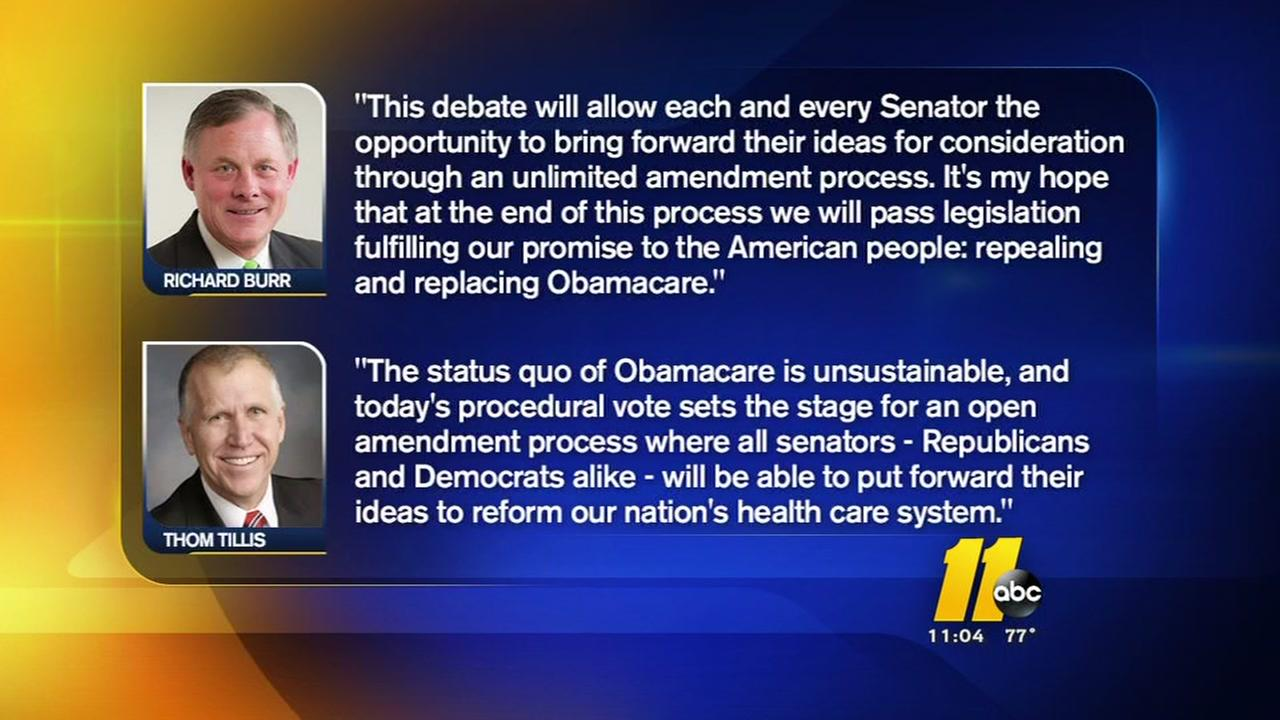 Whats next in the healthcare debate
