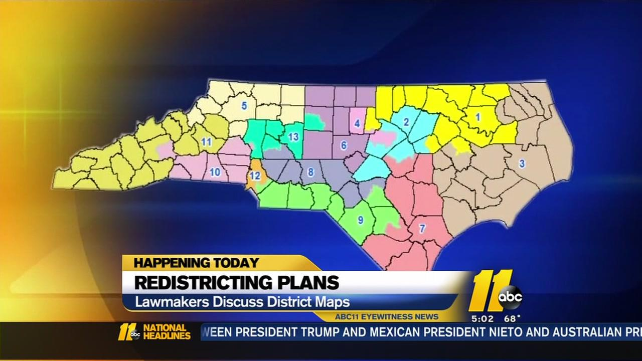 Chime in on redistricting