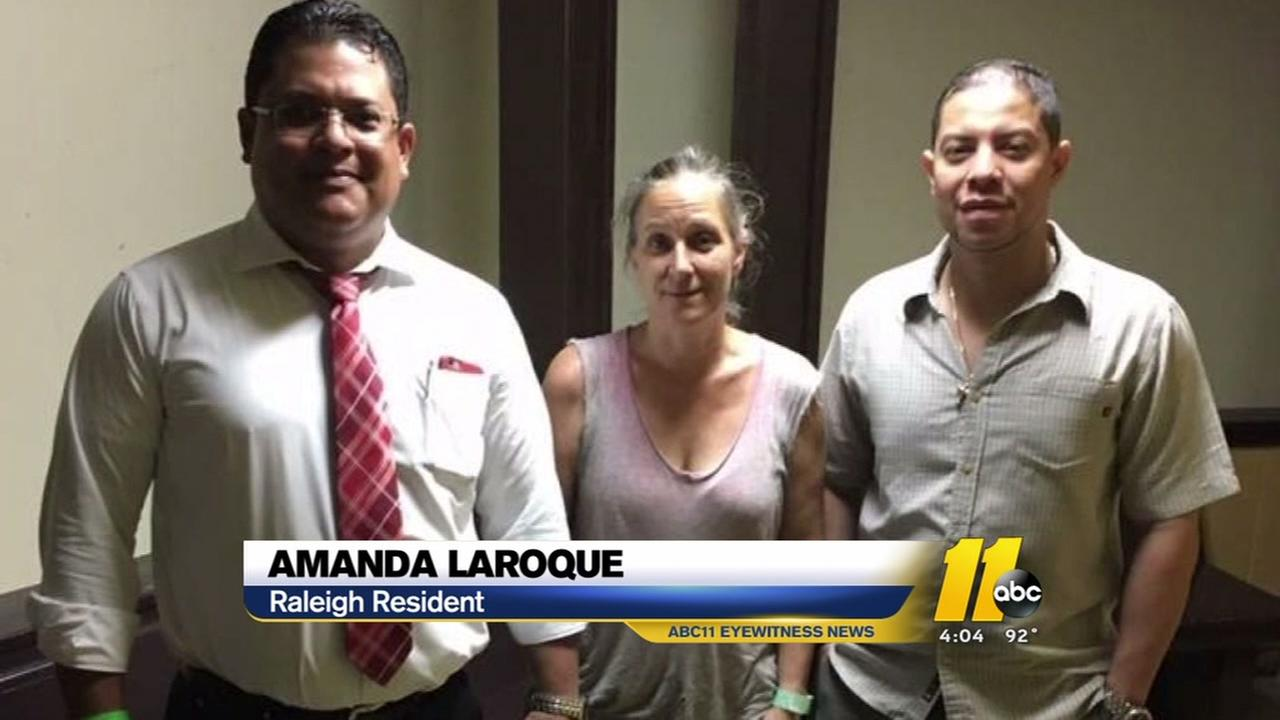 Charges dropped against Raleigh woman held in Honduran jail
