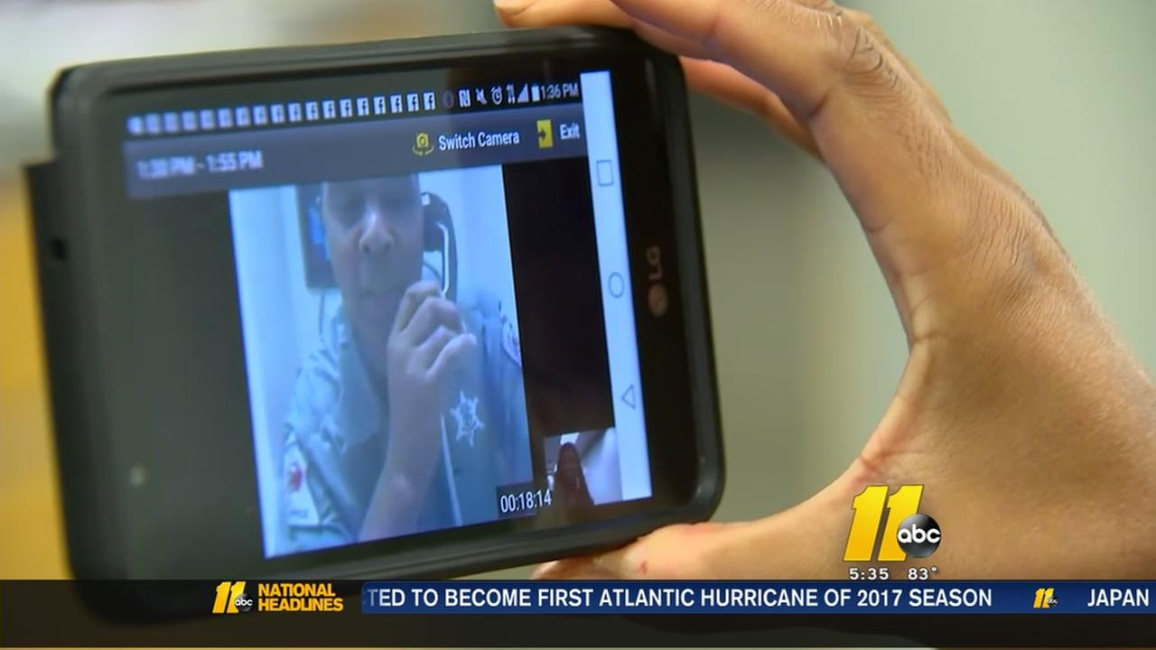 CCSO rolls out home video visitation with jail detainees