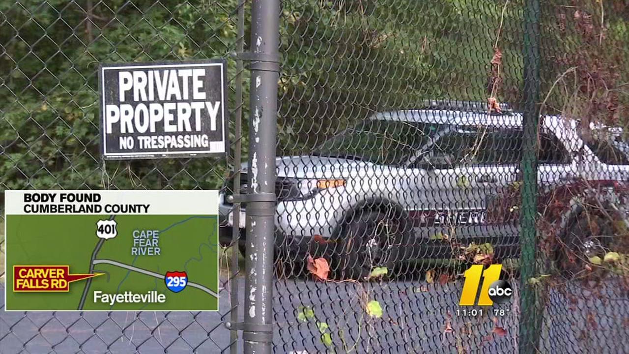Body found in Cape Fear River