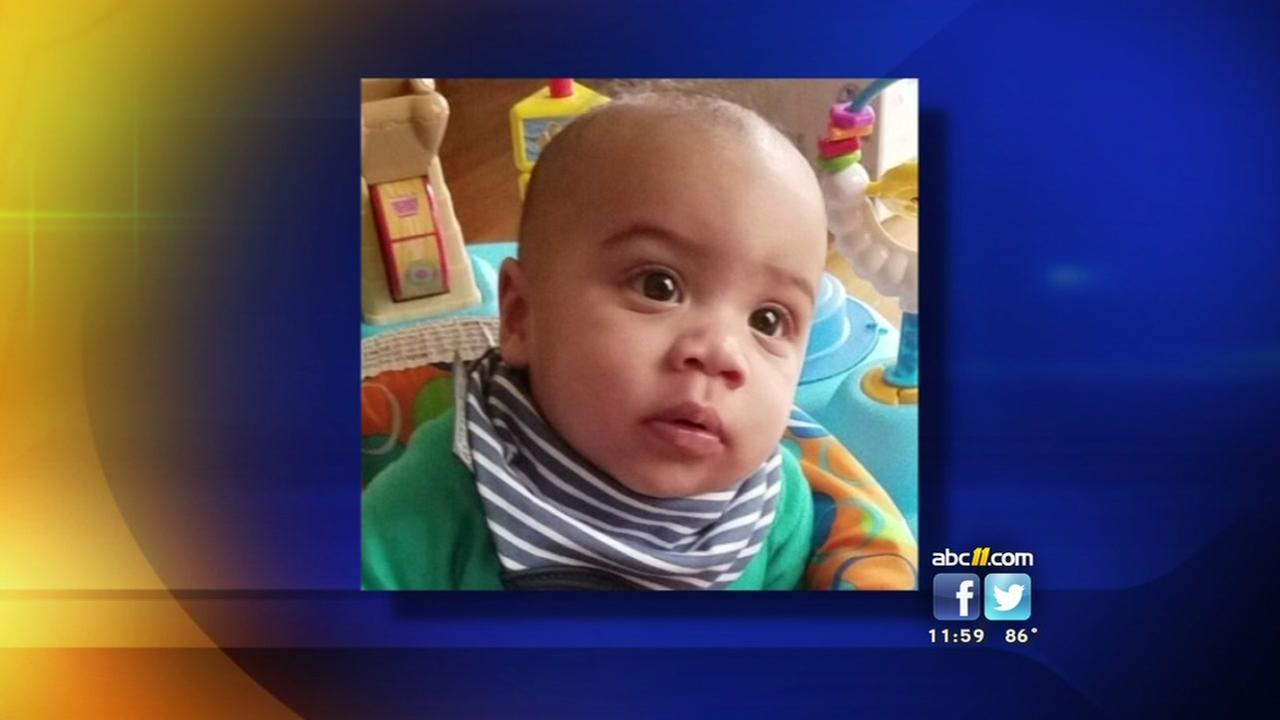 Autopsy says Wilson infant died of strangulation