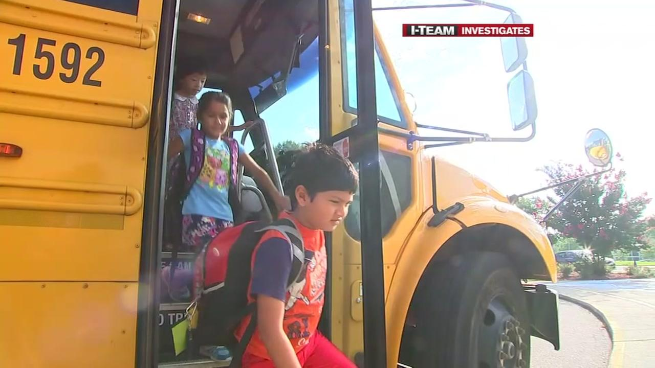 Why Wake County School bus rides can be so long