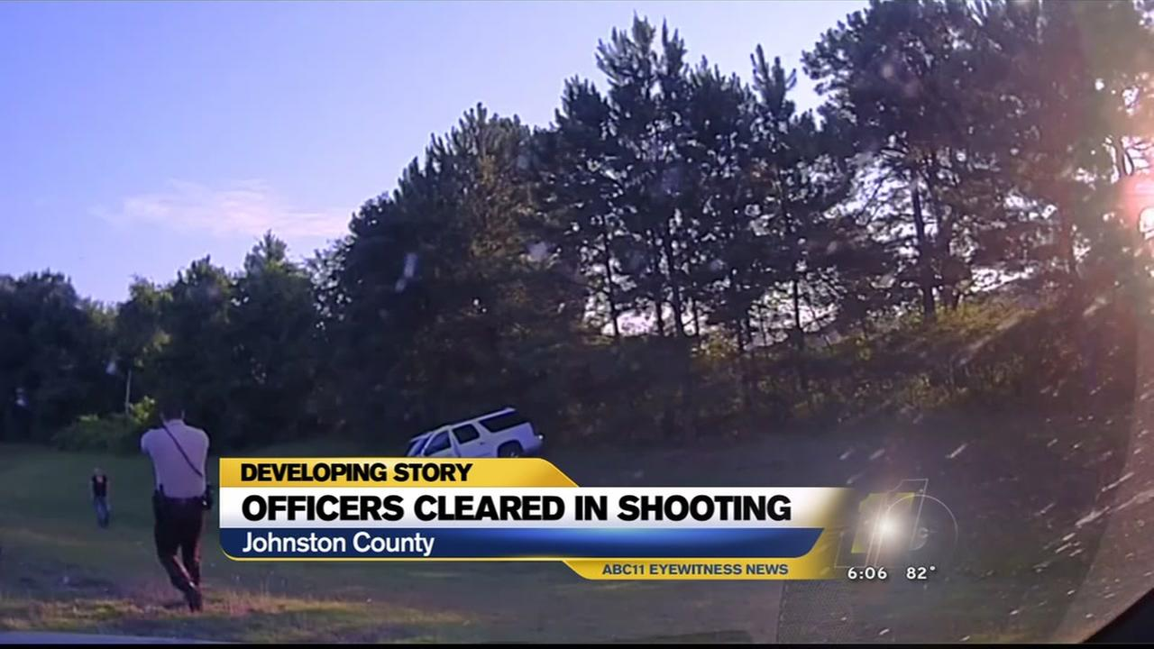 Law officers cleared in I-40 shooting