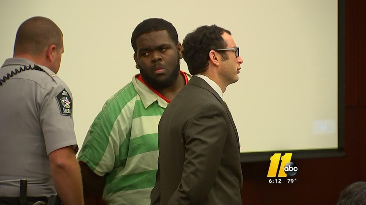 Student arrested in threats against Garner school