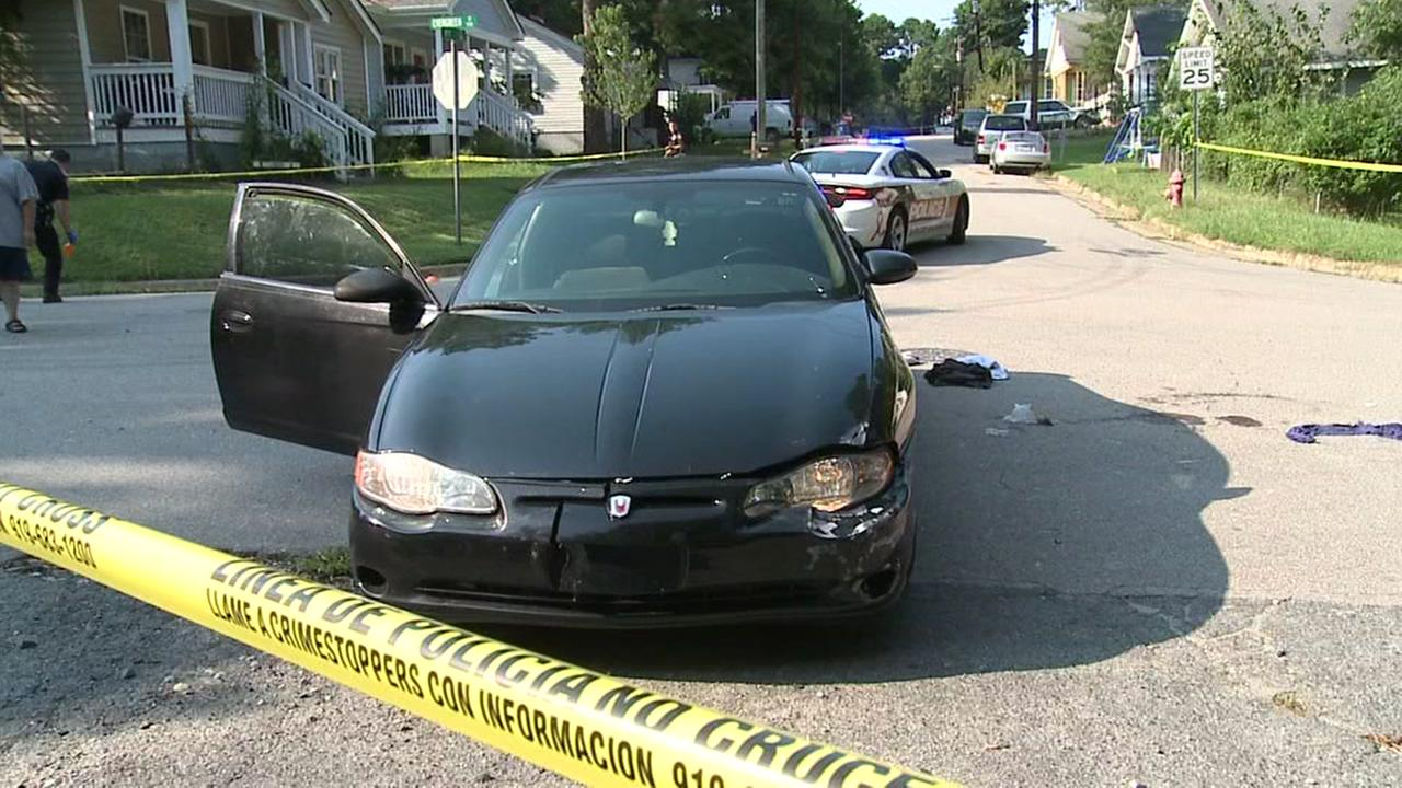 Man injured during Durham shooting, police say