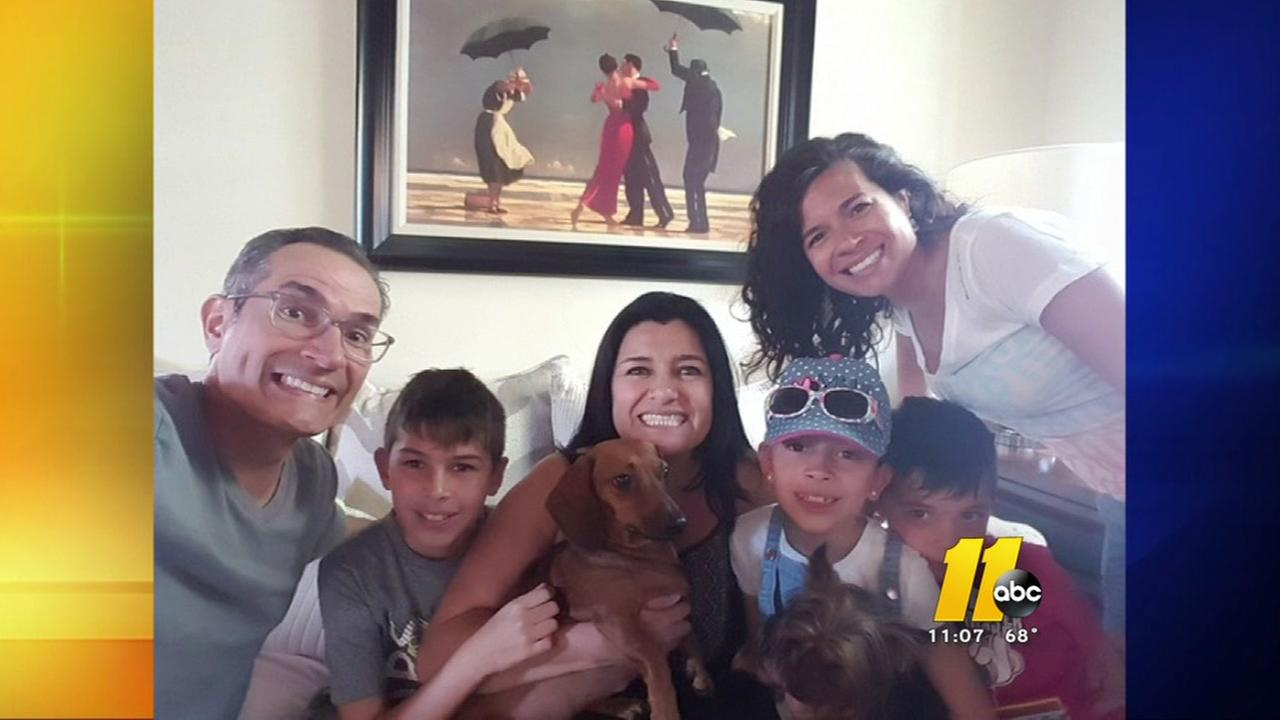 NC family fears for safety of Florida relatives