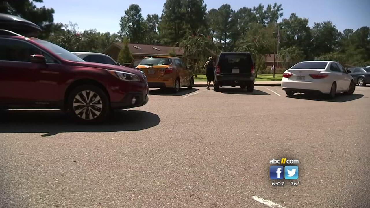 Cumberland County rest areas busy as evacuees roll through