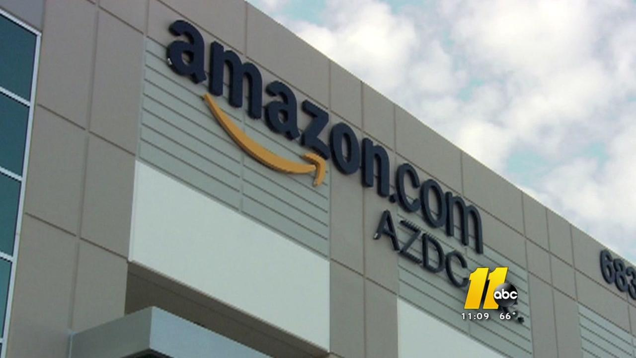 Could Triangle be a second home for Amazon?