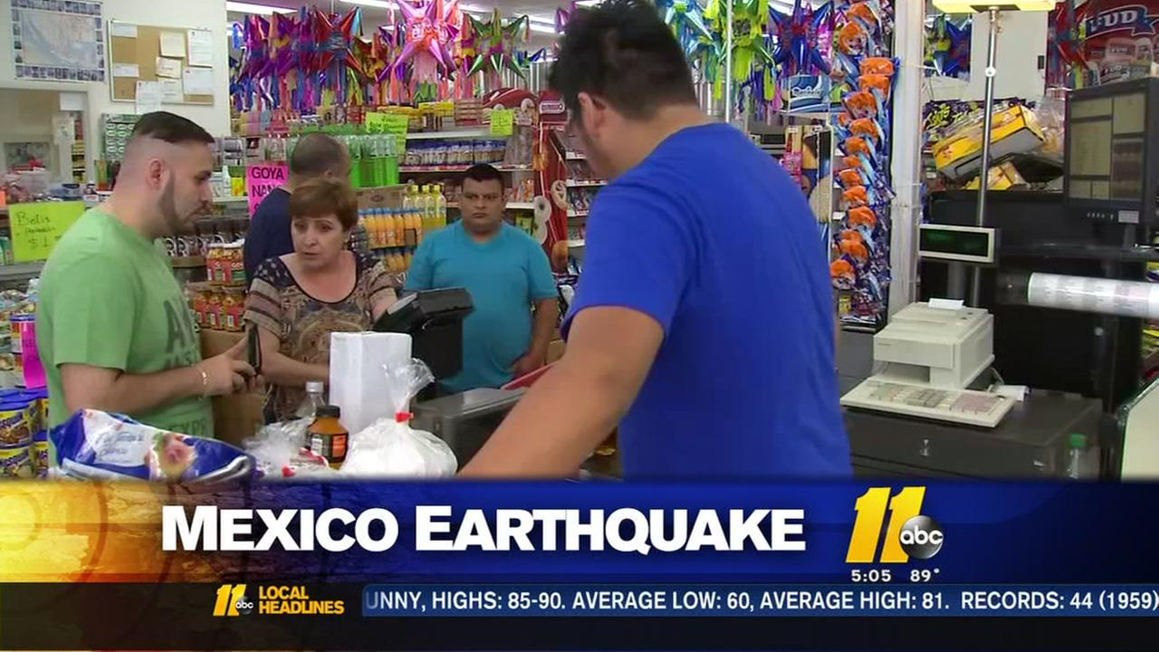 In Durham, residents worry about loved ones in Mexico