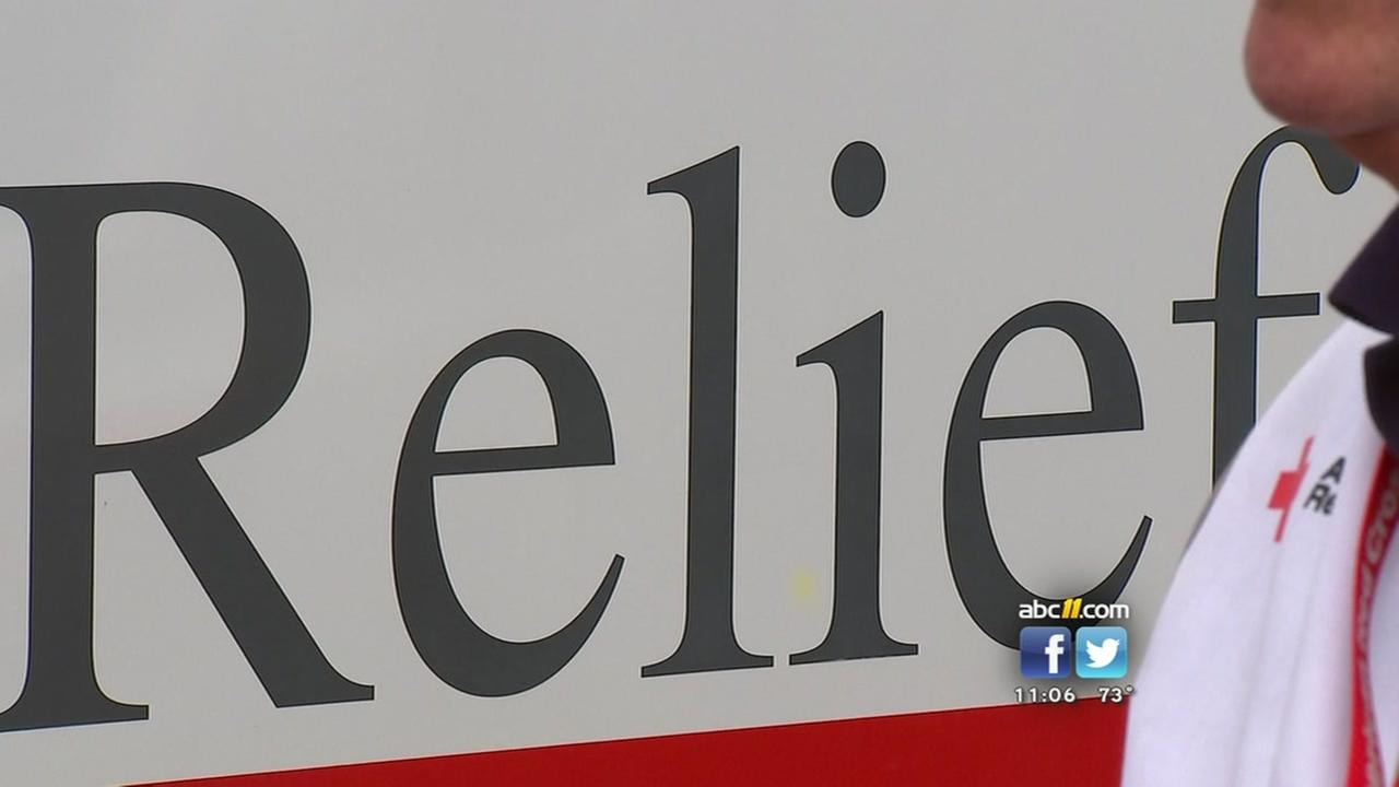 Triangle mobilizes to help with disaster relief