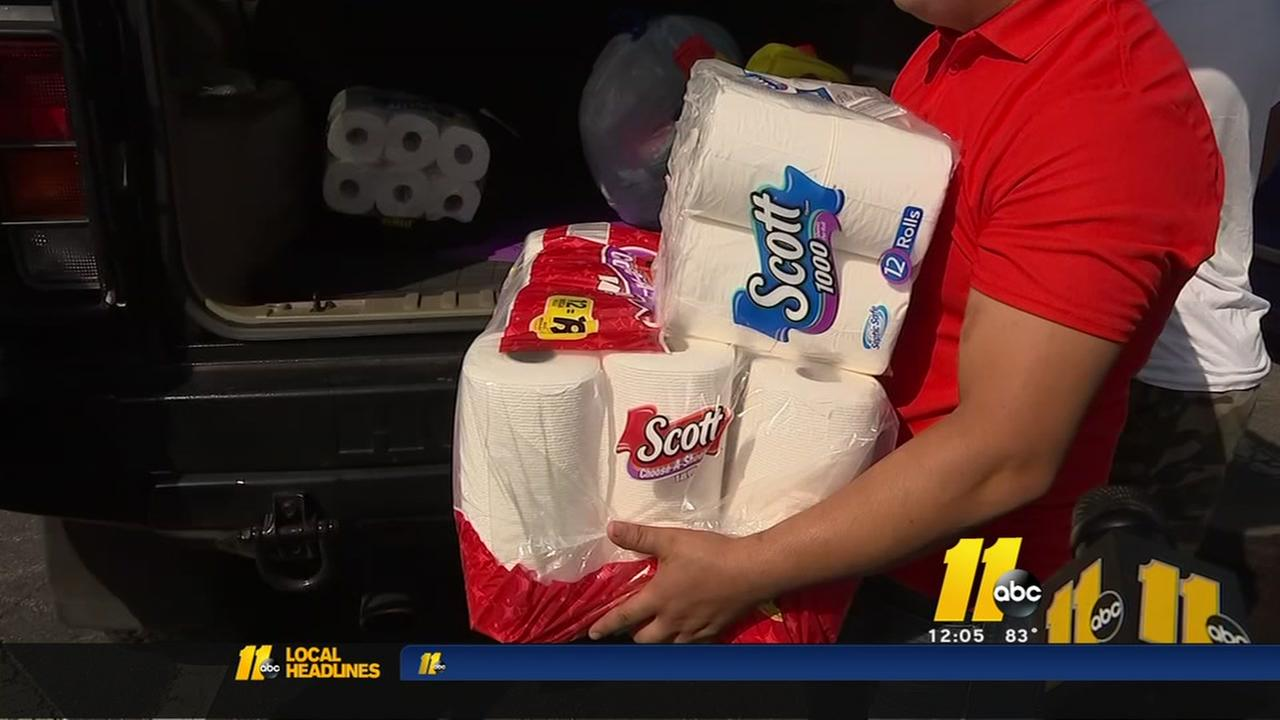 Local fundraiser helping with earthquake relief