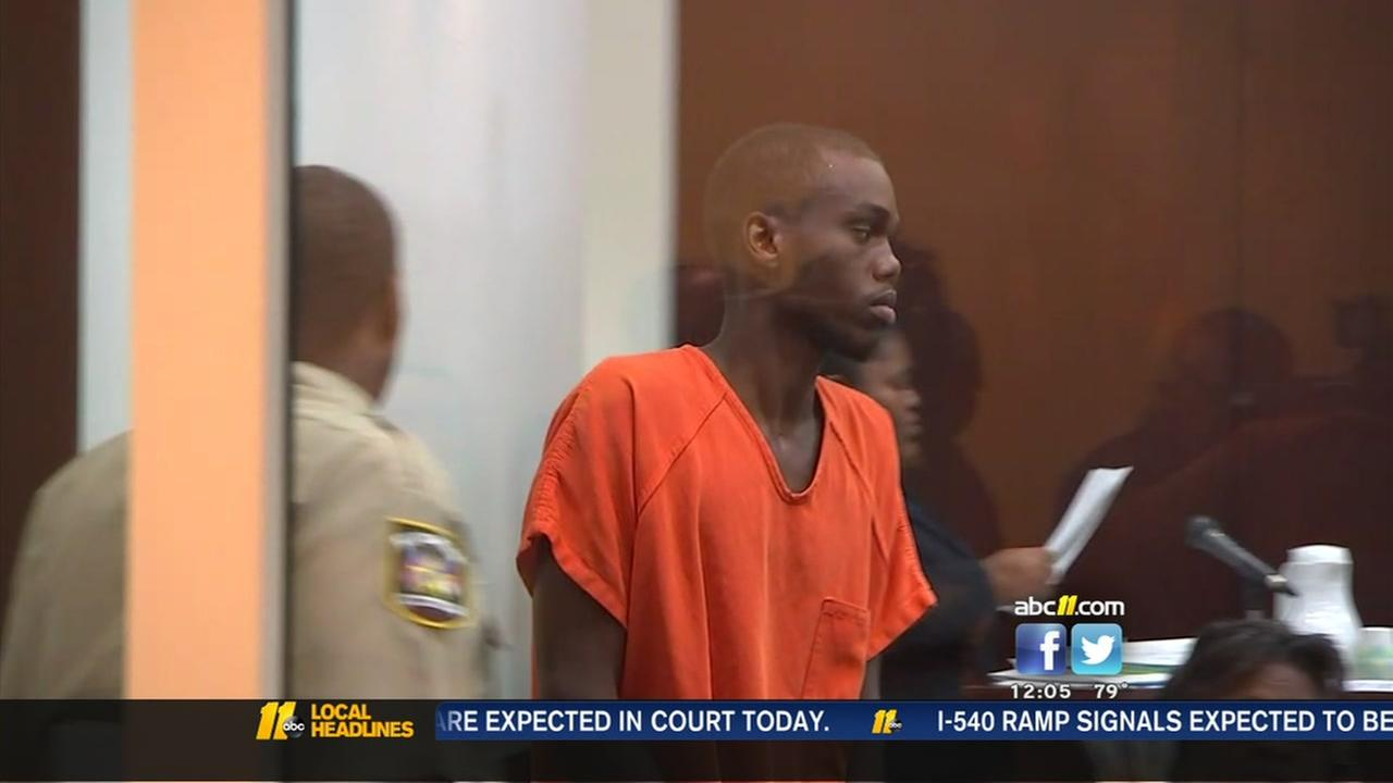 Men accused of murder appear in court