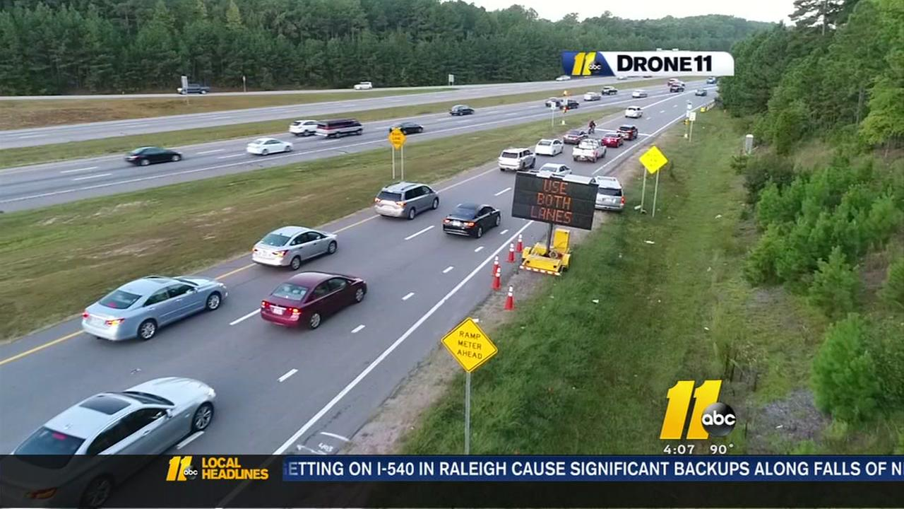 Very mixed reviews for new I-540 lights