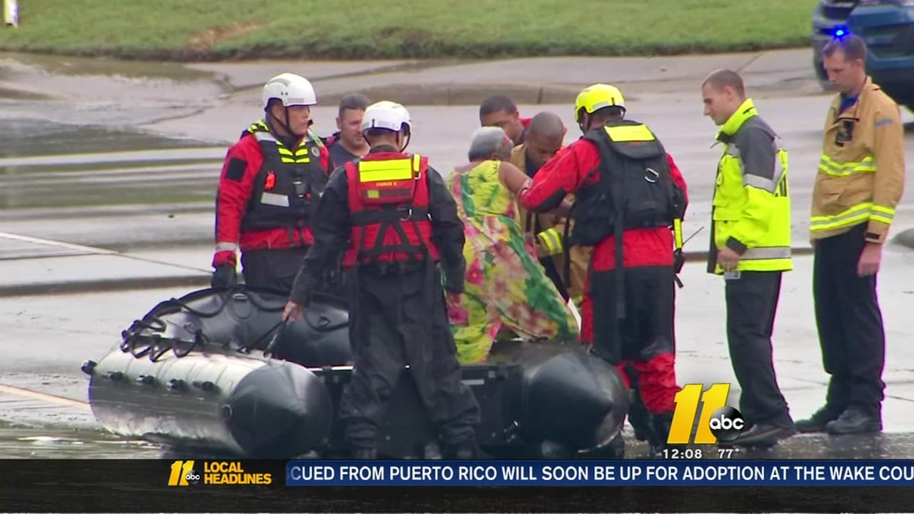 Cooper thanks first responders for Hurricane Matthew help