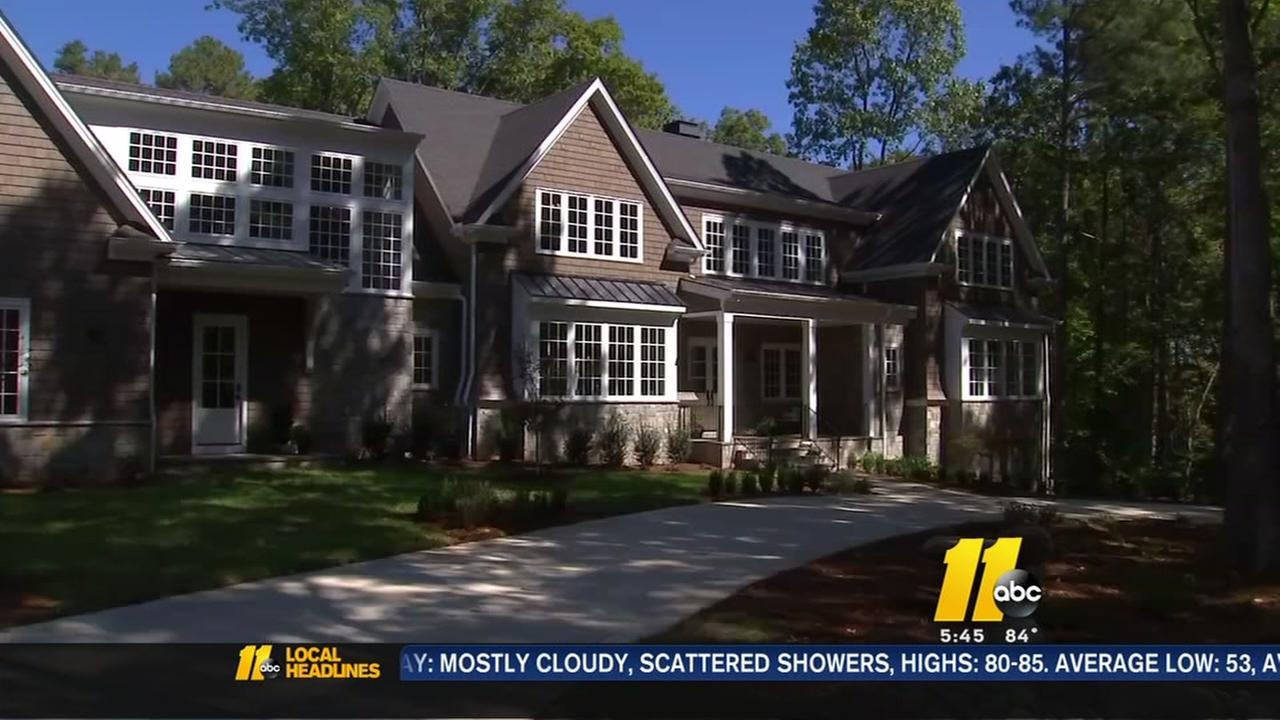 Just some of what you can see at Triangle Parade of Homes