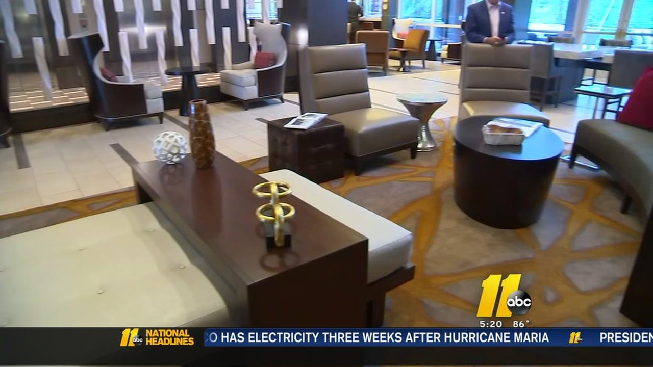 NC State University opens first on-campus hotel