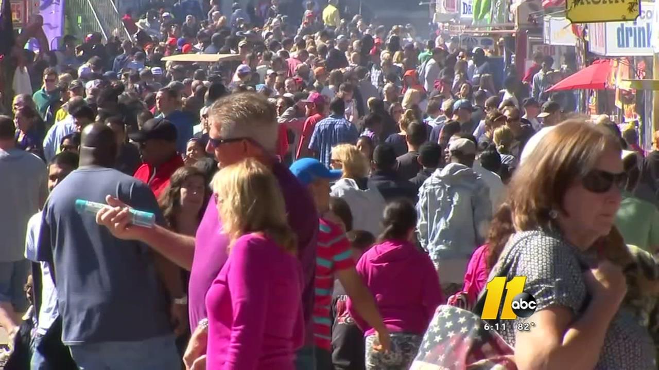 NC State Fair beefs up security following Vegas shooting