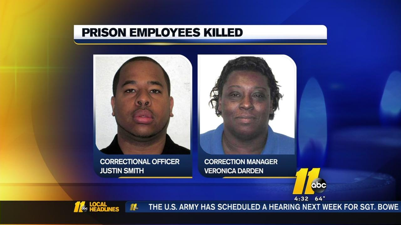 Prison employees killed in escape attempt