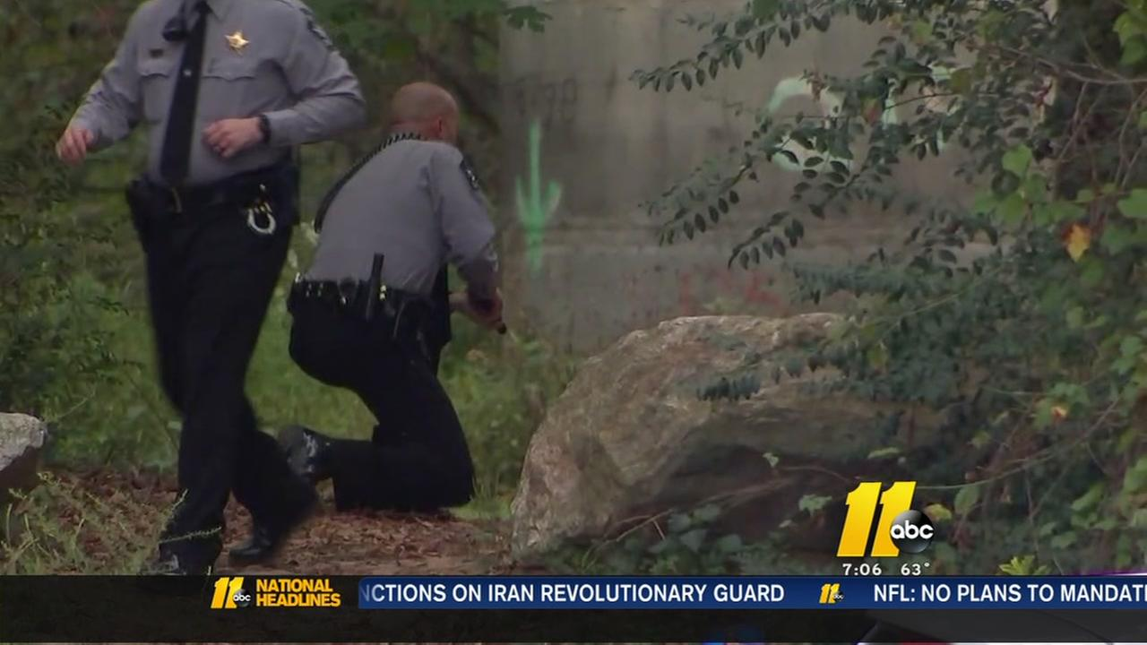 Search continues for man who escpaed from Raleigh police