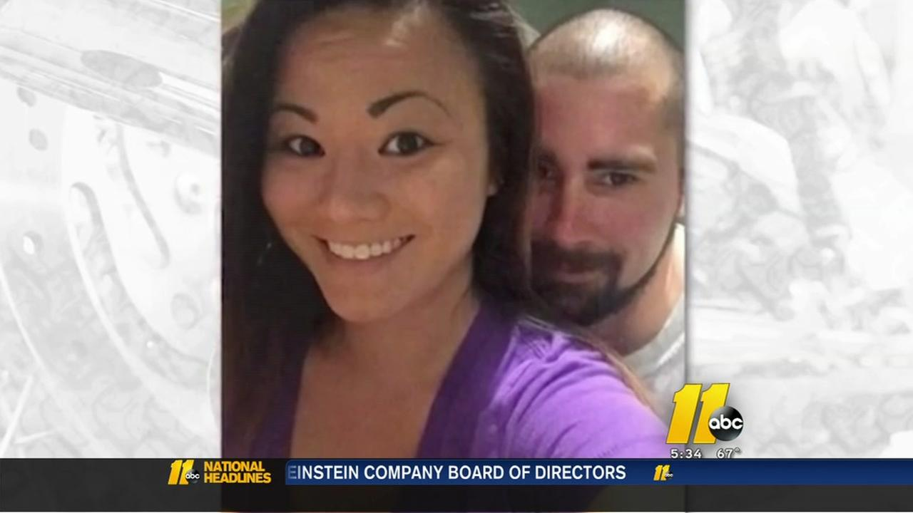 Motorcyclist John Nash III and his fiancee, Whitney Jackson, were killed in the wreck.