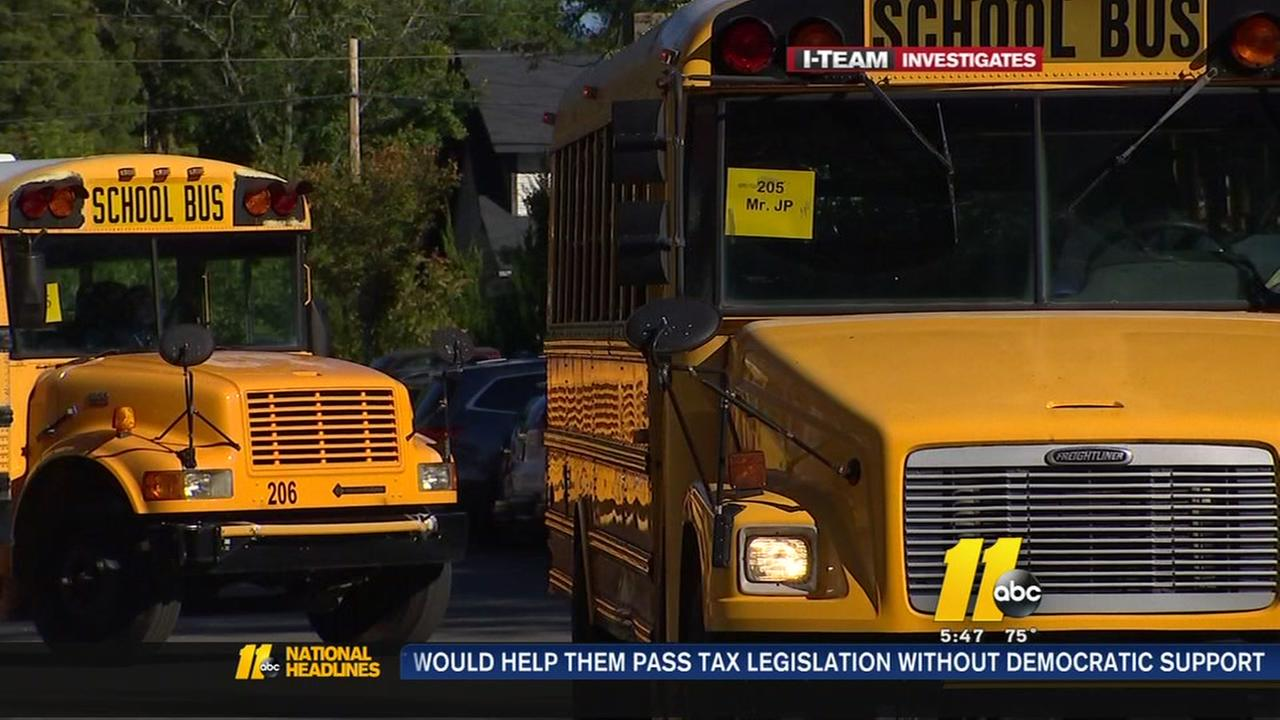 Loophole in school-bus safety laws
