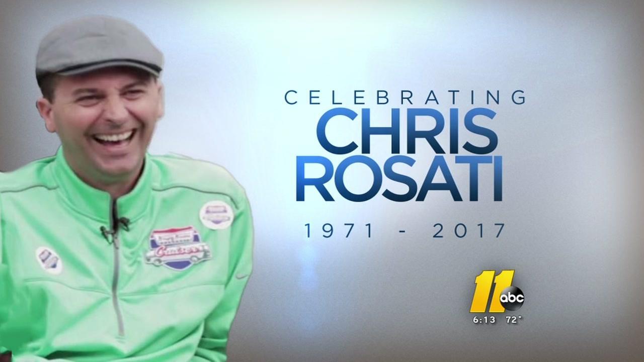 Celebrating Chris Rosati