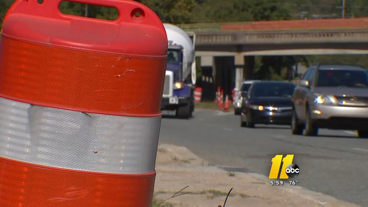Capital Blvd closure will affect traffic this weekend
